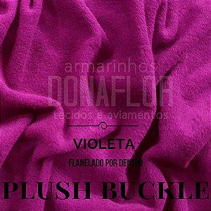 Buckle Plush Violeta|50x1,50cm