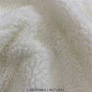 Carapinha Natural  50cmx1,50m