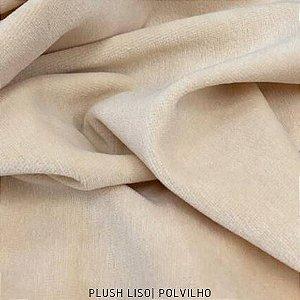 Plush Liso Polvilho 50cmx1,70m