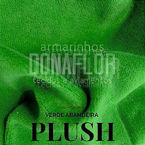 Plush Verde Bandeira 50x1,70cm