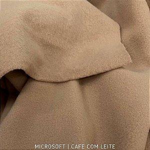 Microsoft Liso Café com Leite 50cmX1,60m