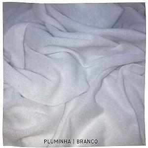 Pluminha Branca 50cm x 1,40m