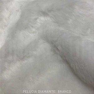 Pelúcia Diamante branco 50x1,60M