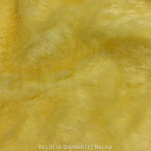 Pelúcia Diamante palha 50x1,60M