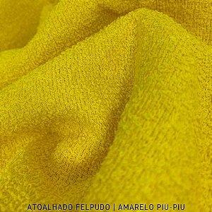 Atoalhado  Felpudo Amarelo Piu-Piu 50cmx1,40m