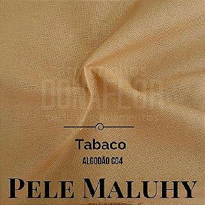 Tricoline 100% Algodão Tabaco 50x1,50m Maluhy