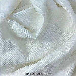 Fustão Off-White 50cm x 1,50m