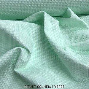 Piquet Colmeia Verde   50cm x 1,45m