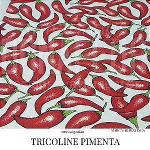 Tricoline Pimenta  50X1,40 largura