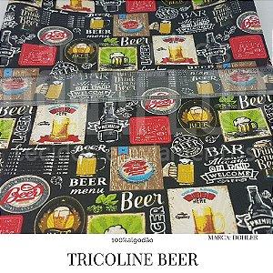 Tricoline Beer  50X1,40 largura