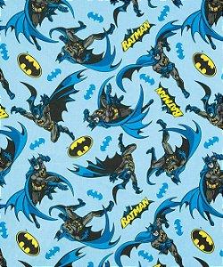 Tricoline Batman  50cmX1,40m largura