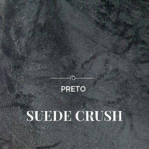 Suede Crush 50x1,50m de largura - pequenos defeitos