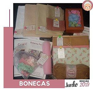 FABRICBOXdonaFlor Boneca - Junho 2019 -