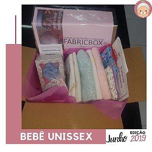 FABRICBOX Bebê Unissex  JUN19