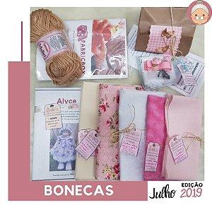 FABRICBOXdonaFlor Bonecando - Julho 2019