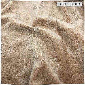 Plush Textura Raposa  50x1,70M