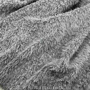 Pelúcia Foxy Cinza 50cm x 1,60m