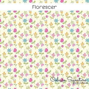Tricoline Florescer 50cmX1,40m largura