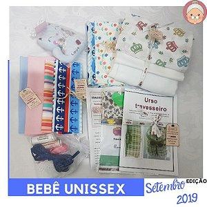 FABRICBOX Bebê Unissex  SET19