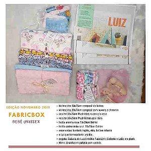 FABRICBOX Bebê Unissex NOV19