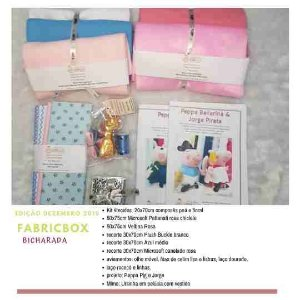 FABRICBOX Bicharada DEZ19