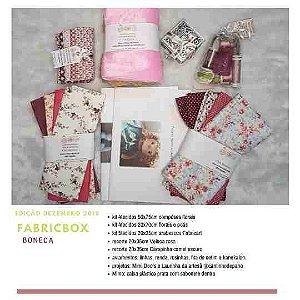 FABRICBOX Boneca DEZ19