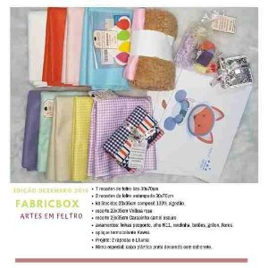 FABRICBOX Feltro DEZ19