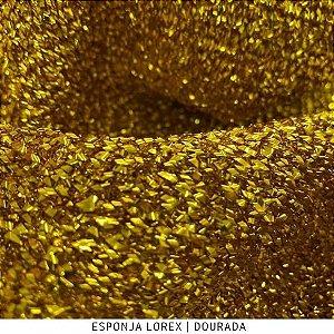 Esponja Dourado 50cm x1,55m