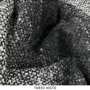 Tecido Lã Tweed Misto 50cmx1,50m
