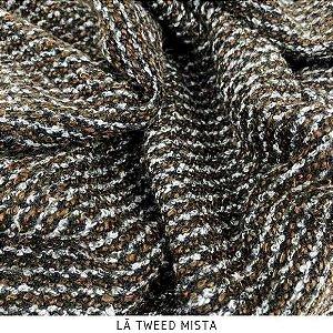 Tecido Lã Tweed Mista 50cmx1,50m