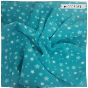 Microsoft Estrelas Fundo Azul 50cmX1.60m