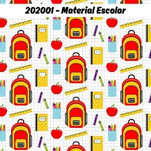 Tricoline Material Escolar 50cm x 1.50m largura