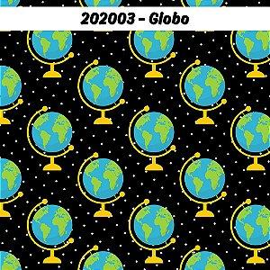 Tricoline O Globo 50cm x 1.50m largura