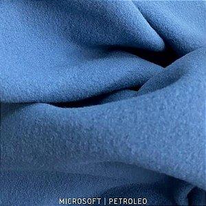 Microsoft Liso Azul Petróleo 50cmX1,60m