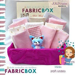 FABRICBOX  JUL20 Bebê Menina