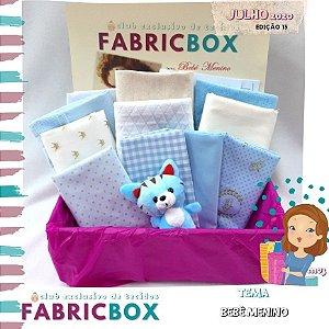 FABRICBOX JUL20 Bebê Menino