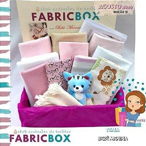 FABRICBOX  AGO20 Bebê Menina