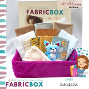 FABRICBOX AGO20 Bebê Menino