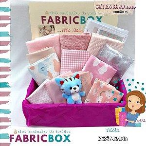 FABRICBOX Bebê Menina SET20