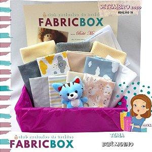 FABRICBOX SET20 Bebê Menino