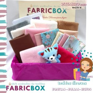 FABRICBOX Diversos SET20