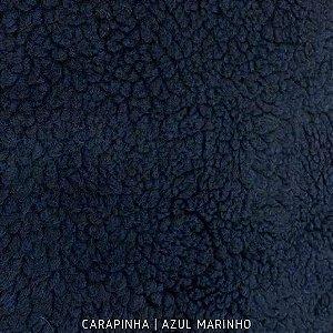 Carapinha Azul Marinho 50cm x 1,50m