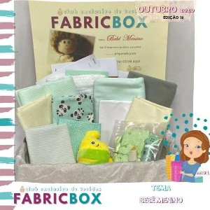 FABRICBOX OUT20 Bebê Menino