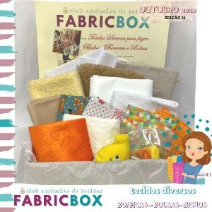 FABRICBOX OUT20 Tecidos Diversos