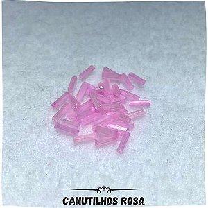Canutilhos Com Furo Rosa 0,7mm