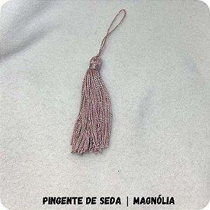 Pingente de Seda | Magnólia 8cm