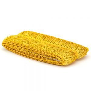 Franja Amarelo Ouro 50MM-10MLargura