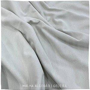 Malha 100%Algodão Penteada Geleira 50cm x 1,80m (tubular)