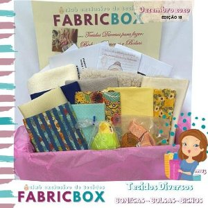FABRICBOX  DEZ20 Diversos