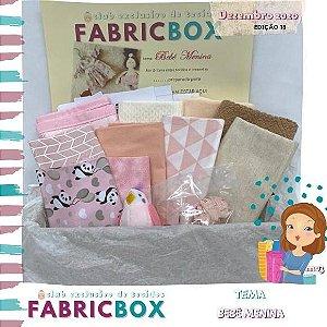 FABRICBOX  DEZ20 Bebê Menina